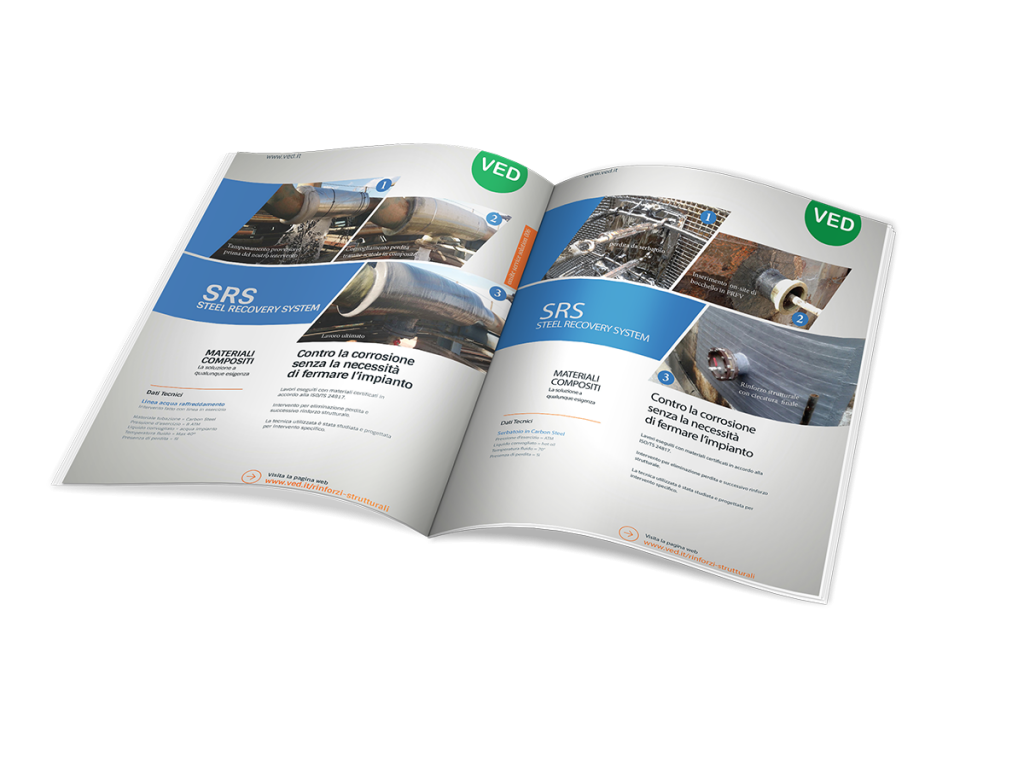 ved magazine works data sheets steel recovery