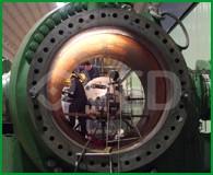 Lavorazioni meccaniche in opera