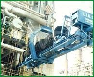 Tube Sheet Heat Exchanger Extraction