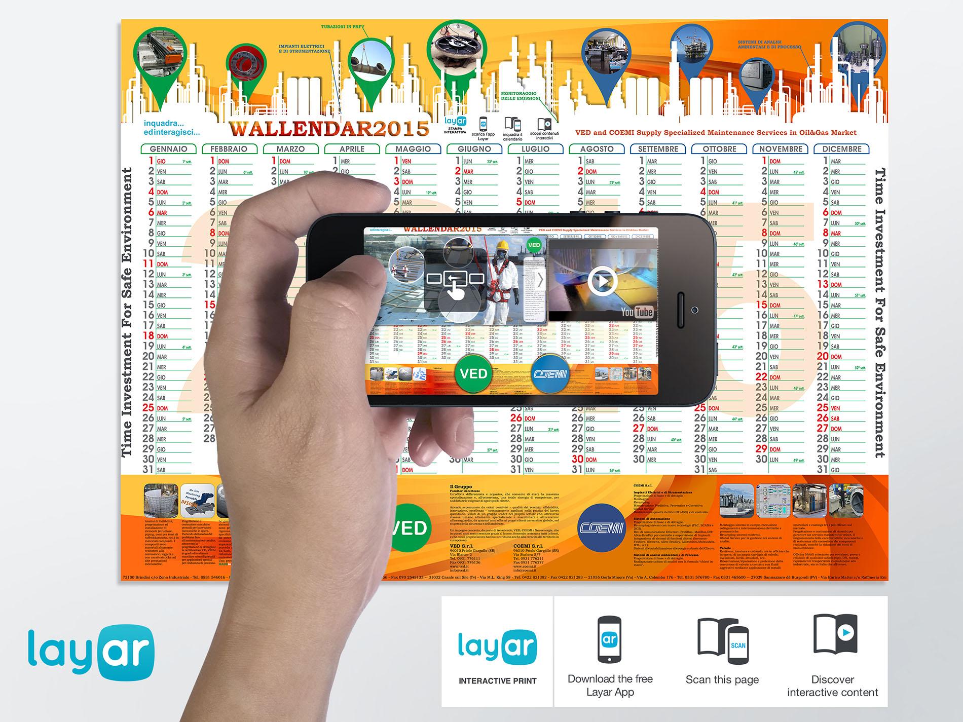 come utilizzare WALLENDAR 2105 di VED e COEMI_web