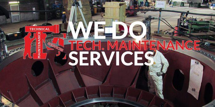 TECHNICAL MAINTENANCE SERVICES