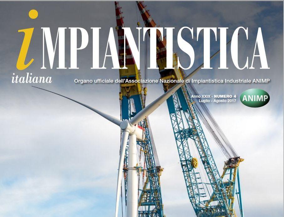 (Italiano) Intervista al CEO VED tratta dal Magazine Impiantistica Italiana [ANIMP] – Luglio-Agosto