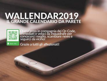 (Italiano) Wallendar 2019 il Calendario da parete di quest'anno è così!