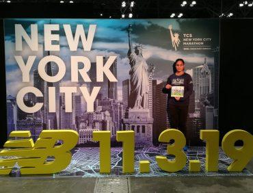 La Maratona di New York vissuta da vicino