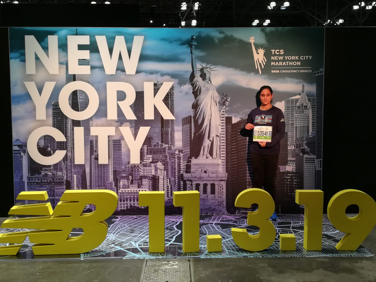 TCS NEW YORK MARATHON CITY 11.3.19